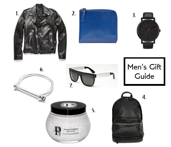 Men's christmas holiday gift guide