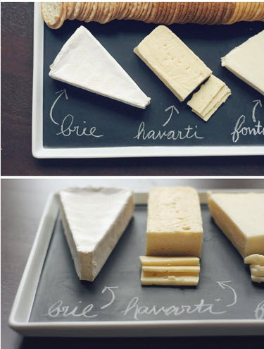 Chalk Board Tray