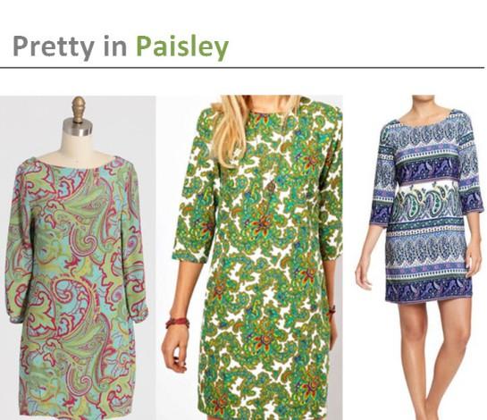 pretty in paisley