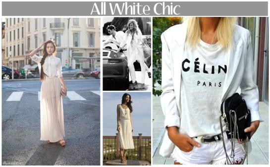 all white chic