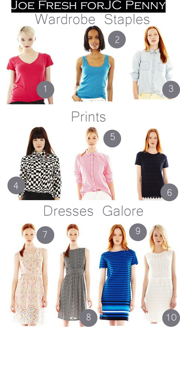 Joe Fresh Dresses 2013