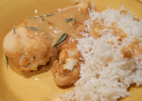 Mustard Chicken2