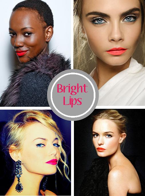 Bright lips