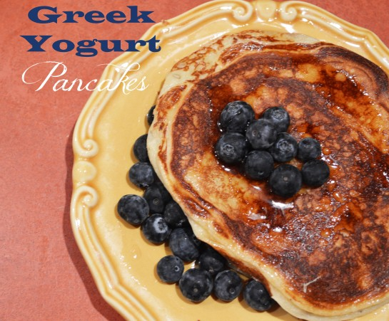 Greek Yogurt Pancakes 3