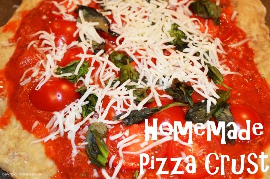 Homemade Pizza Crust 2