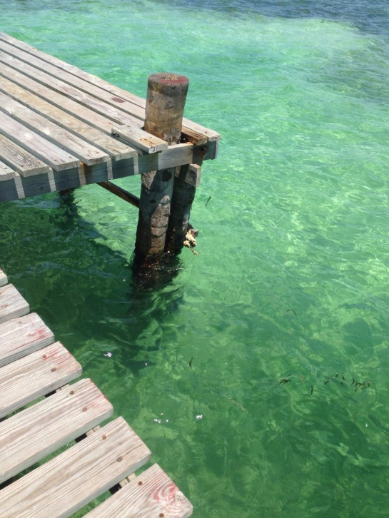 Belize Vacation, Caye Caulker