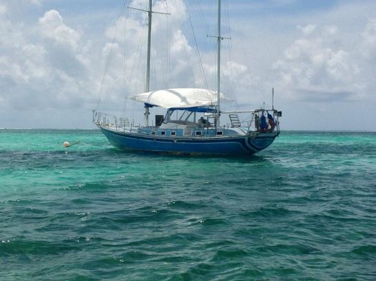 Belize Vacation, Ambergyis  Caye