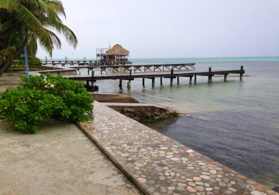 Belize Vacation, Ambergyis  Caye