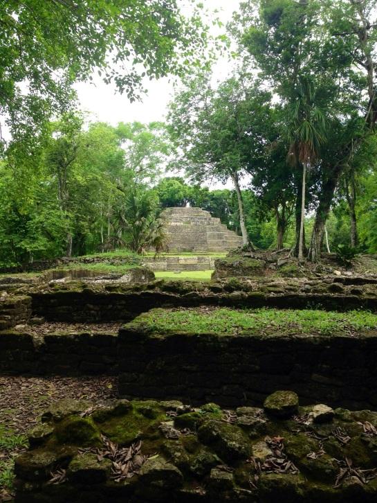 Jaguar Temple, Lamanai