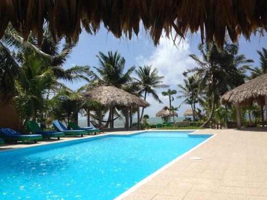 Belize, Ambergyis Caye