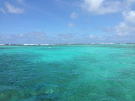 Snorkeling at Hol-Chan