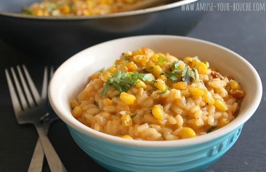 Roasted-corn-risotto-