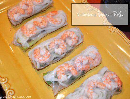 Vietnamese Summer Rolls 3