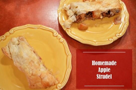 Apple Strudel 2
