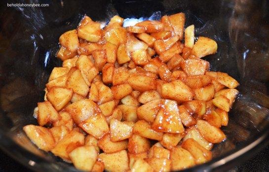 Apple Muffin 3