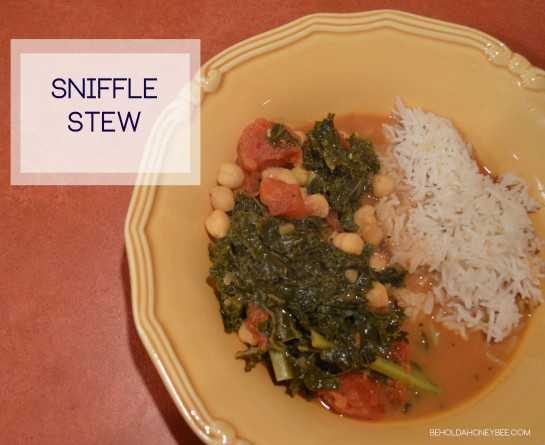Sniffle Stew