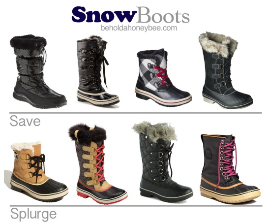 Snow Boots Winter 2013