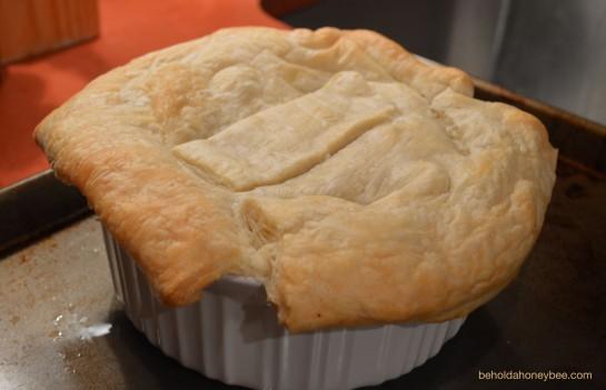 Chicken Pot Pie 3