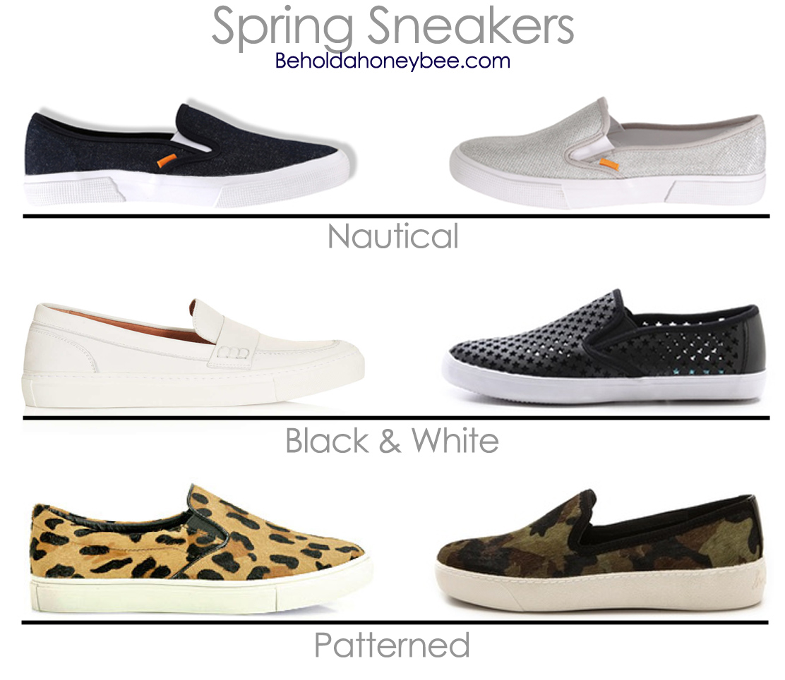 fbed1524a15e1 Today I have curated a great selection of slip-on sneakers