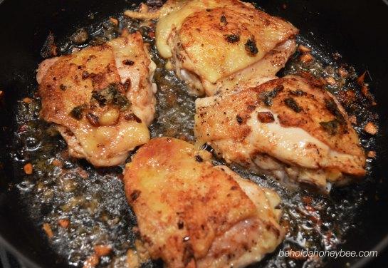 Garlicky Chicken 3