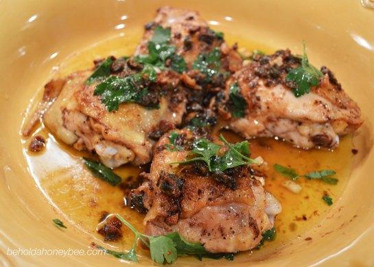 Garlicky Chicken 5